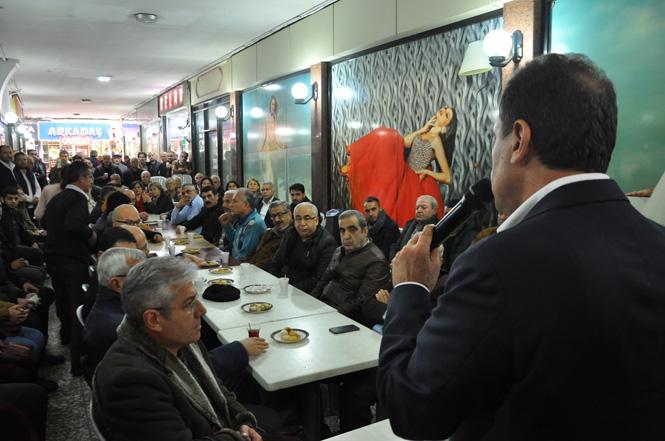 CHP Adayı Vahap Seçer'den Çarpıcı Seçmen Açıklaması