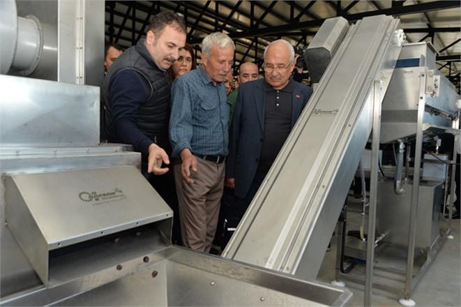 """Mersin Büyükşehir Belediye Başkanı Burhanettin Kocamaz, """"Bu Tesis Tarsusluların Yüzünü Güldürecek"""""""