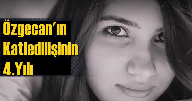 Özgecan Katledilişi'nin Ardından 4 Yıl Geçti, 2015 yılı 11 Şubat'ta Cinayete Kurban Gitmişti