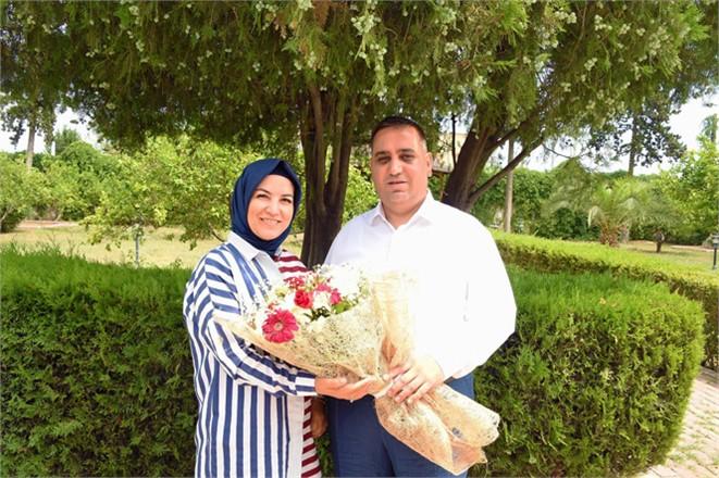 Tarsus Belediye Başkanı Şevket Can, Sevgililer Gününü Kutladı