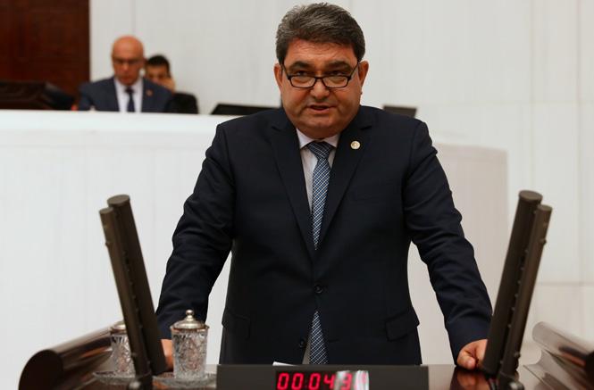 CHP Mersin Milletvekili Cengiz Gökçel: Narenciye Üreticisi Zorda