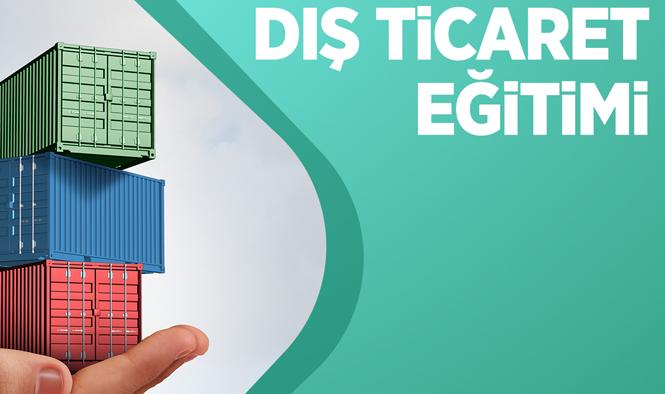 Mersin'de Sertifikalı Dış Ticaret Uzmanlık Eğitimi'nin Tanıtım Toplantısı Yapılacak