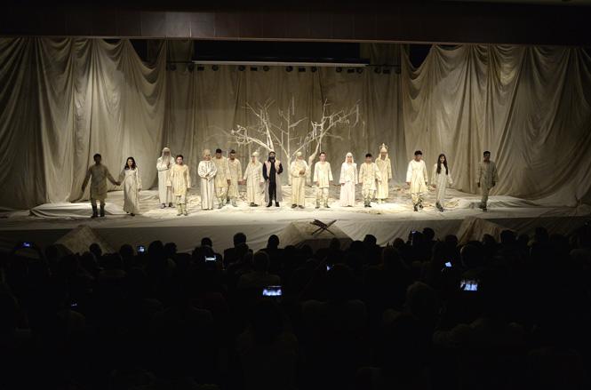 5.Türk Dünyası Tiyatro Günleri Mersin'de Başlıyor