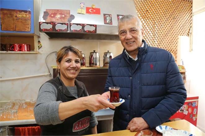 Mersin Mezitli'de Kadınların Özgüveni Tam