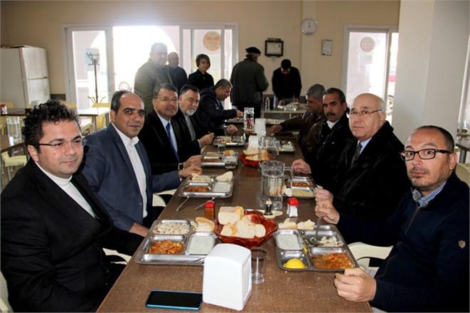 Silifke Belediye Başkanı Dr. Turgut, Kamyoncu Esnafından Destek İstedi