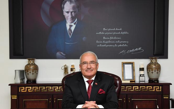 Mersin Büyükşehir Belediye Başkanı Kocamaz'dan, İstiklal Marşının Kabulü İle İlgili Mesajı