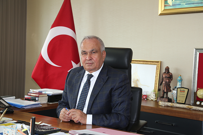 """Erdemli Belediye Başkanı Mükerrem Tollu, """"İstiklal Marşımız, Maziyi Anlatıp, Geleceğe Yön Veriyor."""""""