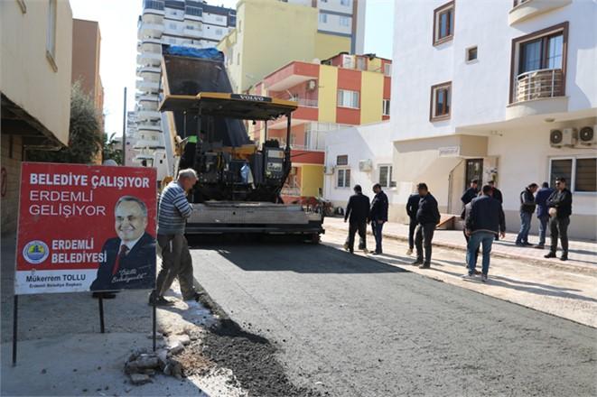 Yeni Eğilim, Beton Kaplama Yol Modeli, Belediye'den Mahallelere Beton Kaplama Yol