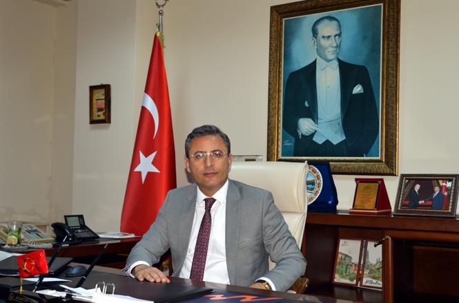 Akdeniz Belediye Başkanı Pamuk'tan Çanakkale Zaferi Mesajı