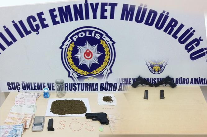 Mersin Polisi İftiharla Sunar