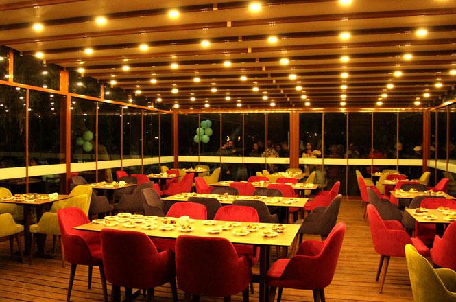 Mersin Silifke'de Yapımı Tamamlanan Kafe Bell,'in Açılışı Yapıldı, Yeşillikler İçerisinde Huzurlu Bir Mekân