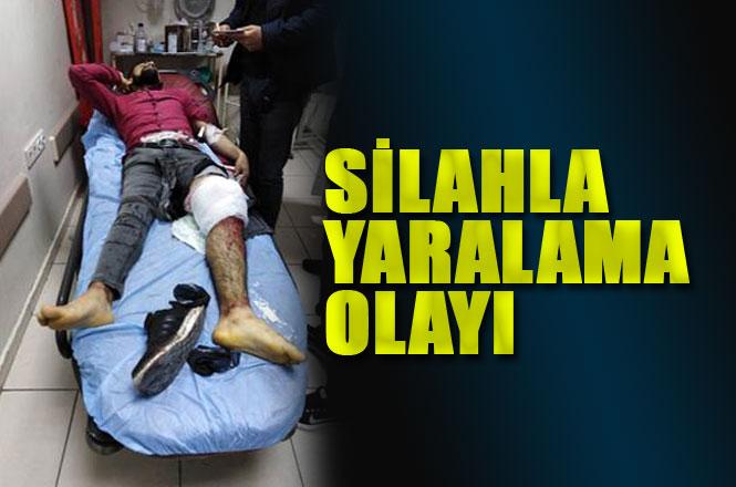 Mersin Tarsus Fahrettin Paşa Köprüsü Yakınlarında 1 Kişi Silahlı Saldırıya Uğradı