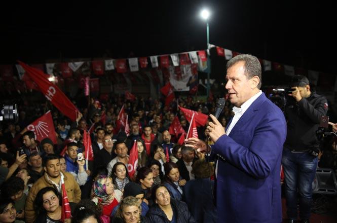 Başkan Adayı Vahap Seçer, 'Demokrasinin Kalbi Mersin'de Atıyor'