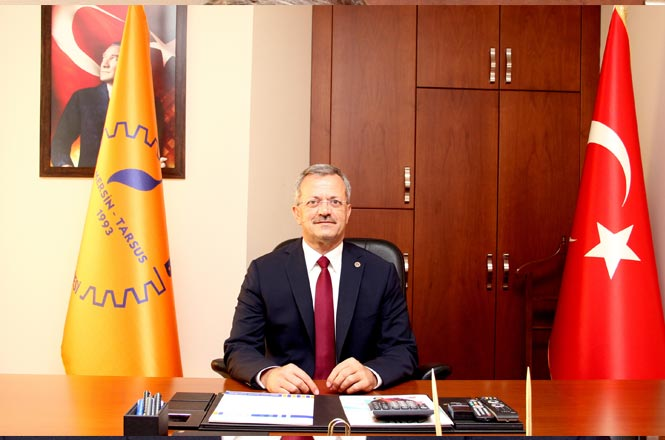 MTSOB Başkanı Sabri Tekli: Seçimin Kazananı Mersin Olsun