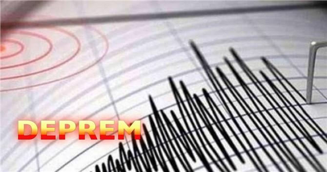 Mersin Silifke Açıklarında 3.2 Büyüklüğünde Deprem Meydana Geldi