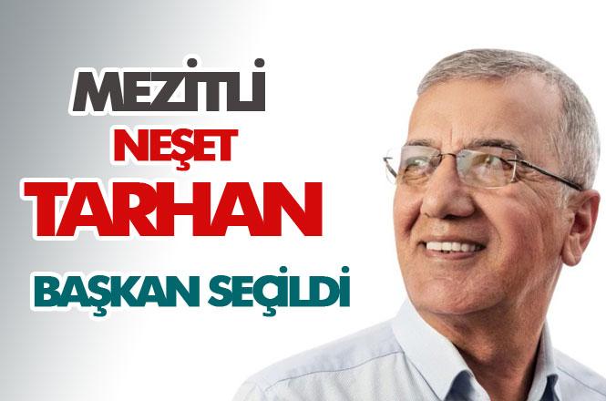 CHP Mezitli Belediye Başkan Adayı Neşet Tarhan Kazandı