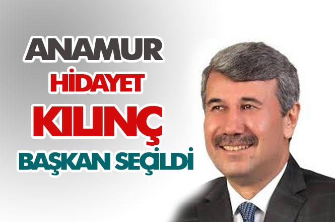 MHP Anamur Belediye Başkan Adayı Hidayet Kılınç Kazandı
