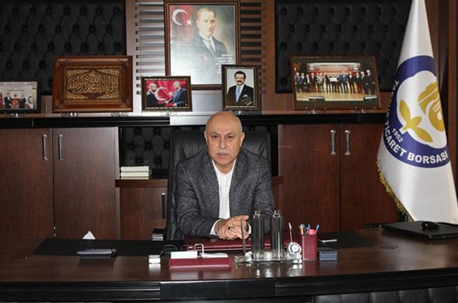 """Borsa Başkanı Murat Kaya'dan """"Miraç Kandili"""" Mesajı"""
