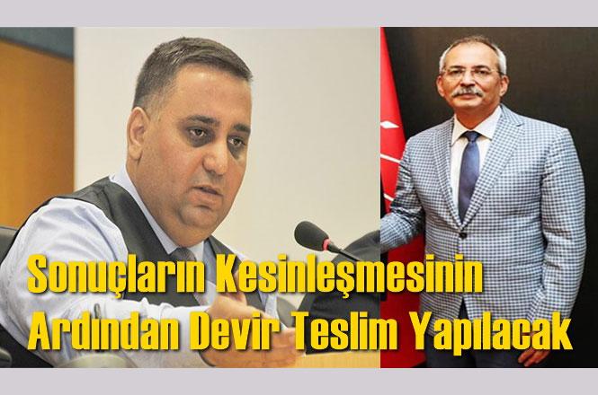 Tarsus Belediyesi'nde Devir Teslim Ne Zaman Yapılacak