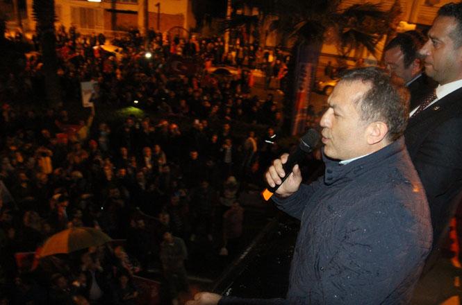 """Yenişehir'in Kazanan CHP'li Başkan Adayı Abdullah Özyiğit, """"Asıl İşimiz Şimdi Başlıyor"""""""