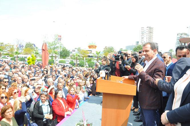 """CHP'li Seçer, """"İtiraz Ediyorlar, Sandıklar Açılıyor, Bizim Oyumuz Artıyor"""""""