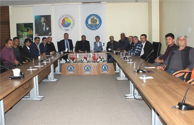 Mersin Tarsus'ta Tarım İşçilerinin Yeni Ücreti Belirlendi