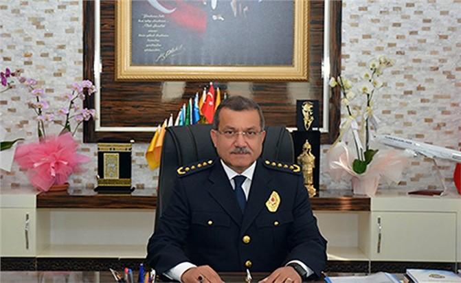 Emniyet Genel Müdürü Celal Uzunkaya Mersin'de Olacak