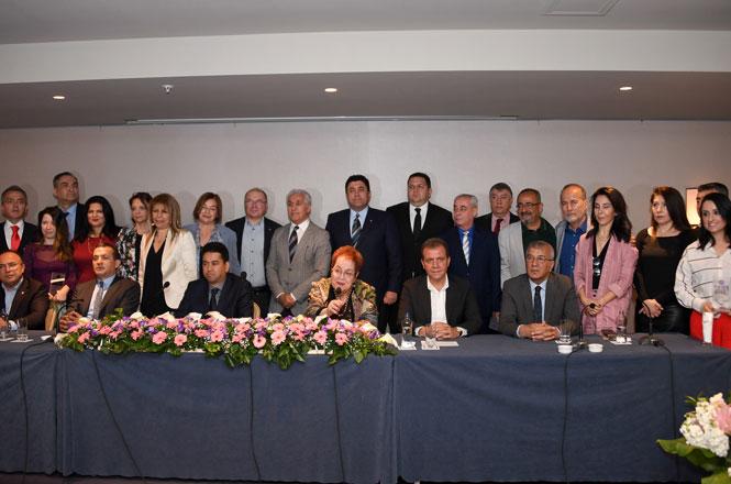 Başkan Seçer, Uluslararası Müzik Festivali'nin Tanıtım Toplantısına Katıldı