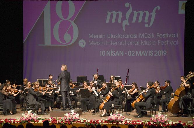 """Mersin'in Sesi """"Müzik Festivali"""" Başladı, Mersin Uluslararası Müzik Festivali 18 Yaşında"""