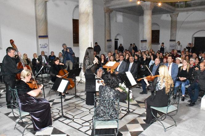 Tarsus Belediye Başkanı Bozdoğan, Müzik Dinletisine Katıldı