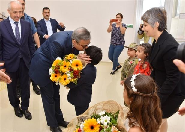 23 Nisan Ulusal Egemenlik ve Çocuk Bayramı İlimizde Coşkuyla Kutlandı