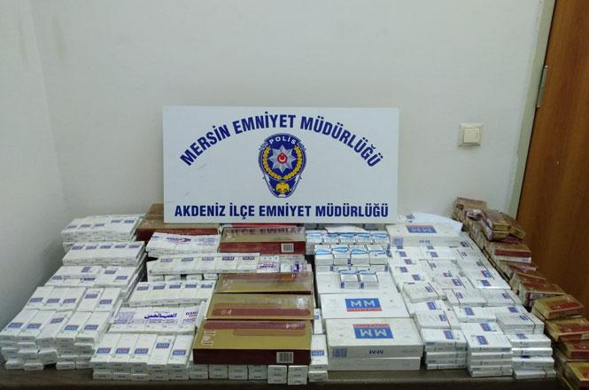 Mersin Akdeniz İlçe Emniyetinin 7 Günlük Asayiş Raporu