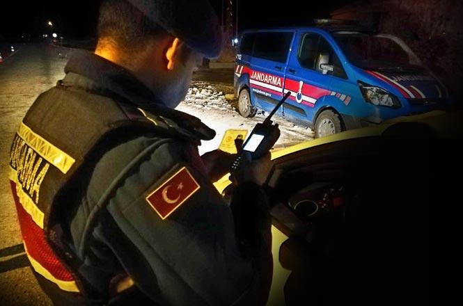 Mersin Jandarması PKK/KCK'dan 6 Kişiyi, FETÖ/PDY'den ise 4 Kişi Yakaladı