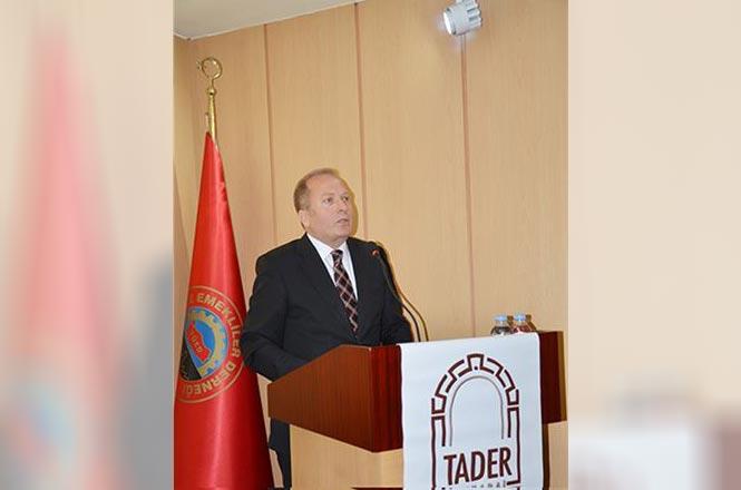 TADER'in 3. Olağan Genel Kurulu Toplantısı Yapıldı