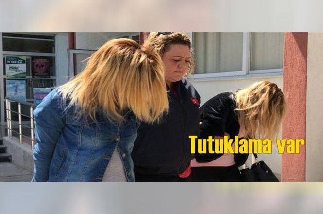 Mersin'de Fuhuş Operasyonu, Genç kızlara zorla fuhuş yaptırdılar