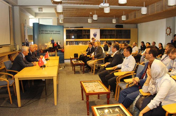 Türkçe Konuşan Girişimciler İş Birliği İçin Mersin'de