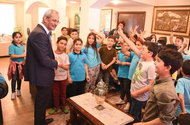 Minikler Sordu Tarsus Belediye Başkanı Bozdoğan Yanıtladı