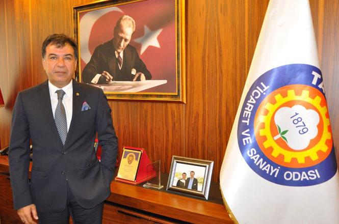 Tarsus TSO Başkanı Koçak'tan Engelliler Haftası Mesajı