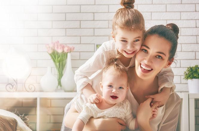 """""""Yeterince İyi Anne"""" Olma Yolunda 5 Önemli Öneri"""