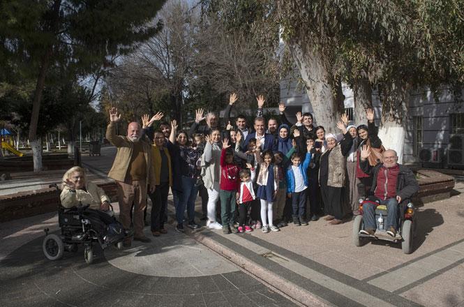 Başkan Seçer'in Dünya Engelliler Haftası Mesajı