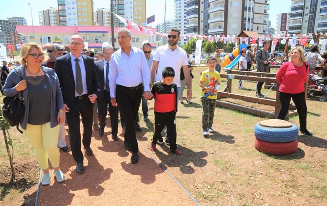 MIP Geri Dönüşüm Parkı Açıldı