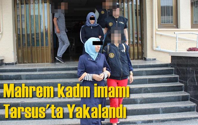 Mersin Tarsus'ta FETÖ Operasyonu:4 Gözaltı