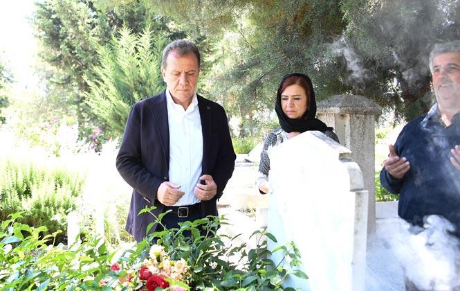 Mersin Büyükşehir Belediye Başkanın'dan Anneler Günü'nde Anlamlı Ziyaret