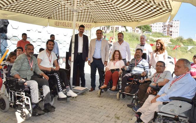 Başkan Yılmaz İle Engelsiz Toroslar, Engelliler Haftası Etkinlikleri Devam Ediyor