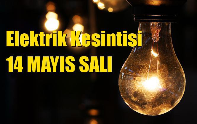 Mersin Elektrik Kesintisi 14 Mayıs Salı