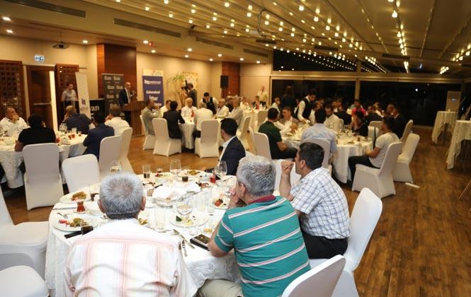 MERYAP'ın İftar Yemeği Belediye Başkanlarını Buluşturdu