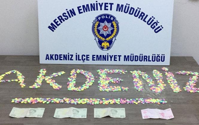 Mersin Polisinin Başarıları