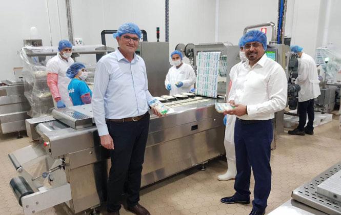 MESİAD Yönetimi 21 Mayıs Dünya Süt Günü'nü Yörüksüt'te Kutladı