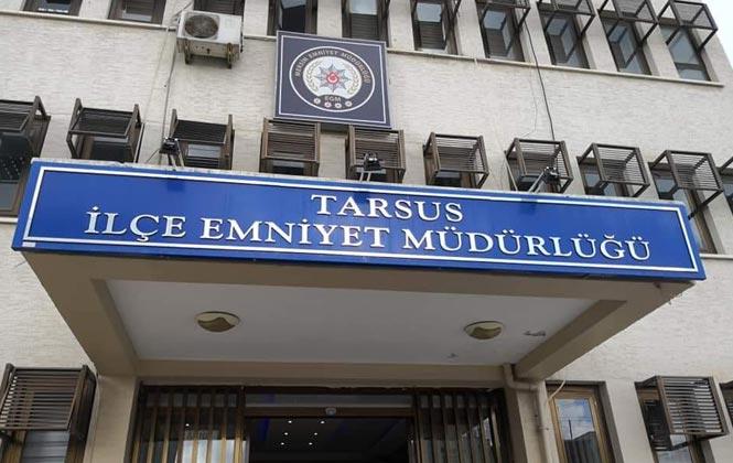 Mersin Tarsus'ta, Uyuşturucu Ticareti Yapan 3 Kişi Polis Tarafından Yakalandı
