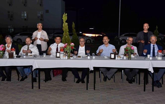 Mersin Valisi Ali İhsan Su, Tarsus Ceza İnfaz Kurumları İftar Programına Katıldı
